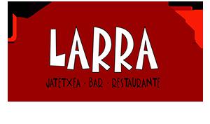Logotipo del Restaurante Larra